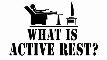 Rest Active Exercise Mean Does Sportswave