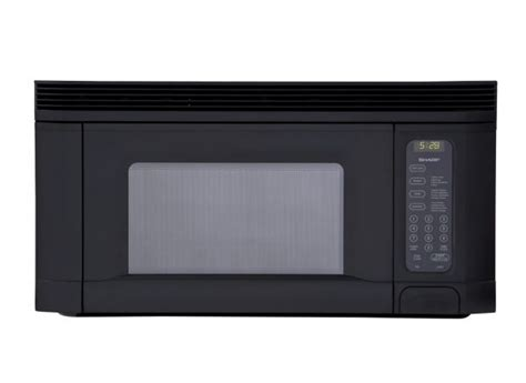 sharp r 1405 microwave oven consumer reports