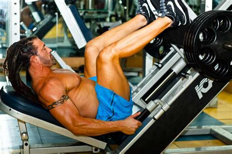 leg press range of motion half repetitions vs repetitions which is better