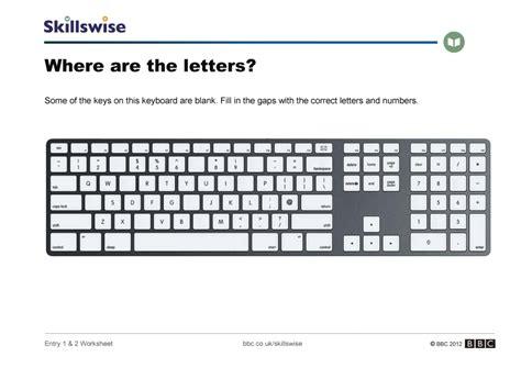Best Photos Of Printable Keyboarding Worksheets