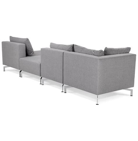 canapé voltaire 3 places grand canapé d 39 angle voltaire xl gris canapé modulable