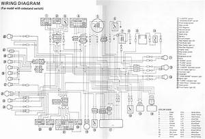 Wiring Diagram For Honda Shadow 1100