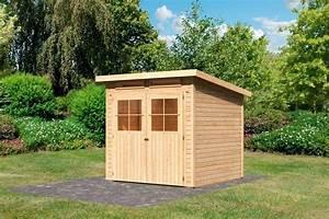 Gartenhaus 3 X 3 M : konifera gartenhaus ahrensburg 3 bxt 213x217 cm online kaufen otto ~ Whattoseeinmadrid.com Haus und Dekorationen