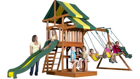 Backyard Discovery Independence Swing Set by Backyard Discovery Swing Set Parts Outdoor Furniture