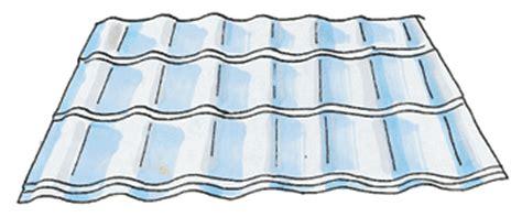 Plaque Sous Tuile Transparente by Panneau Tuile Transparent Travaux Toiture Prix Oeufenpoudre