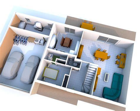 cuisine en 3d facile cuisine plans de maisons en d plan maison 3d en ligne