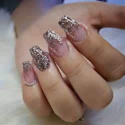 Best gold glitter nails ideas on