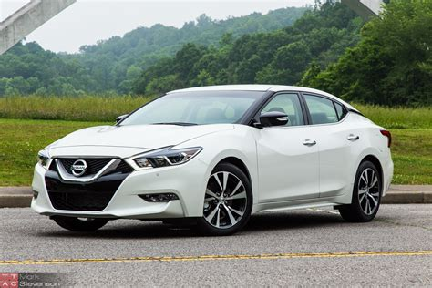 2016 Nissan Maxima Review Four Doors Yes Sports Car No