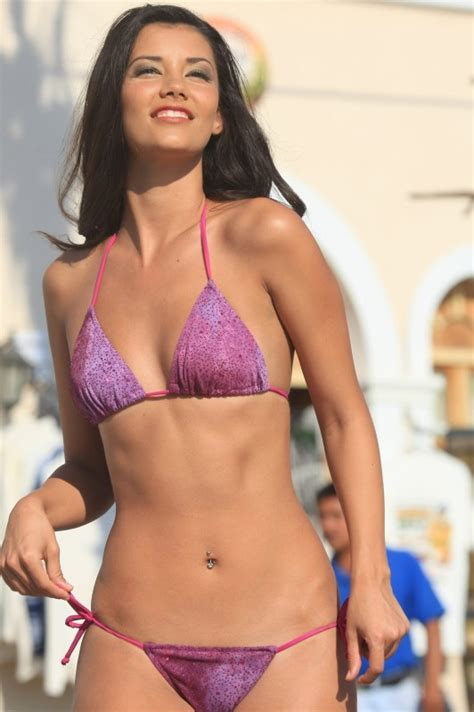spanish sparkle bikini  purple swimwear
