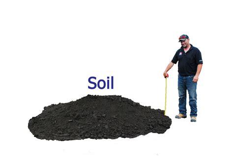 measure  greely sand gravel