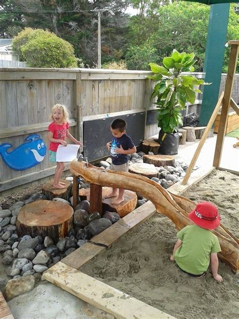 apples childcare and learning backyard play outdoor