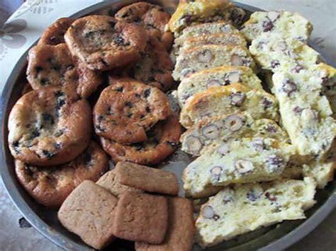 recette de dessert avec croquants de mirabelle et cookies maison et le petit port de melon ds le
