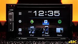 Kenwood Ddx25bt Double Din Stereo - Bluetooth  Spotify And Pandora