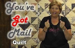 You've Got Mail - Layer Cake Friendly Quilt Project - YouTube