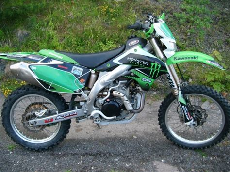 Kawasaki Klx450 Enduro