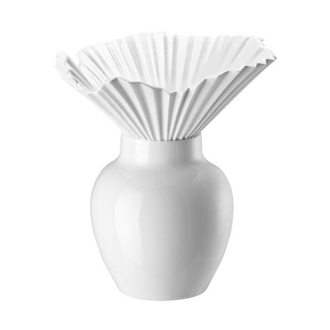 Rosenthal Vasen Weiß by Buy The Falda Vase By Rosenthal In Our Shop