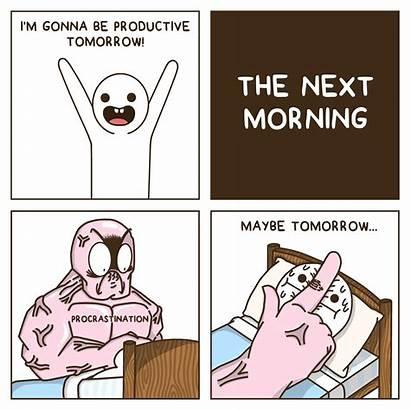 Cartoon Editorial Productivity Reality Bruin Daily