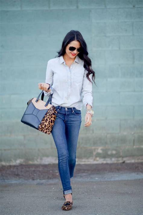 Blue Denim Jeans Outfit For Women 2018 Best Summer Dresses