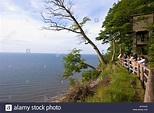 Wolin National Park Baltic Sea Poland Stock Photo ...