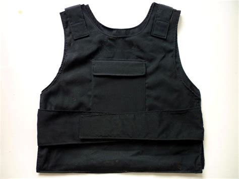 The Bullet Proof Vest
