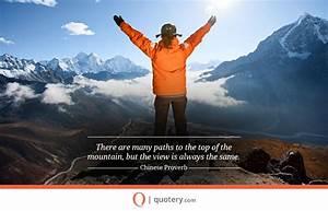 Mountain Top: Q... Scale Mountain Quotes