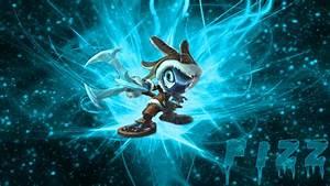 League of Legends - Tundra Fizz by Maxyjo on DeviantArt