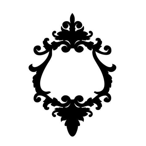 stickers cadre baroque 183 184 184 stickers