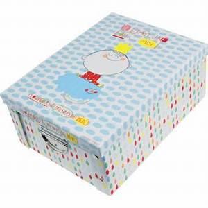 Boite De Rangement Carton : boite de rangement en carton enfant taille l l o lulu coffre jouets et rangements ~ Teatrodelosmanantiales.com Idées de Décoration