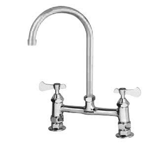 Dormont Faucets by Dormont F Dst4 G06s Powerforce Deck Mounted Swivel