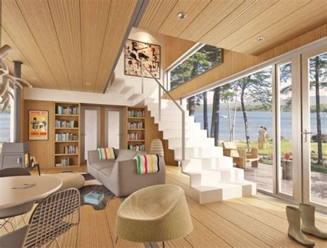 Convertable shipping container homes interior – Container Home
