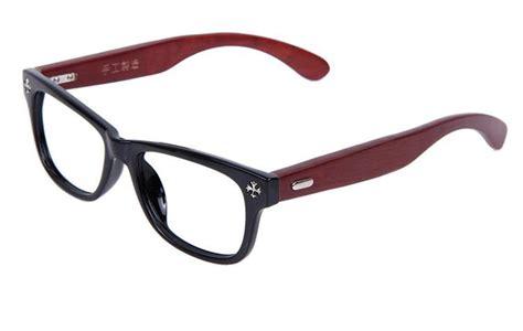 designer mens eyeglasses new designer mens womens wooden eyewear frame eyeglasses