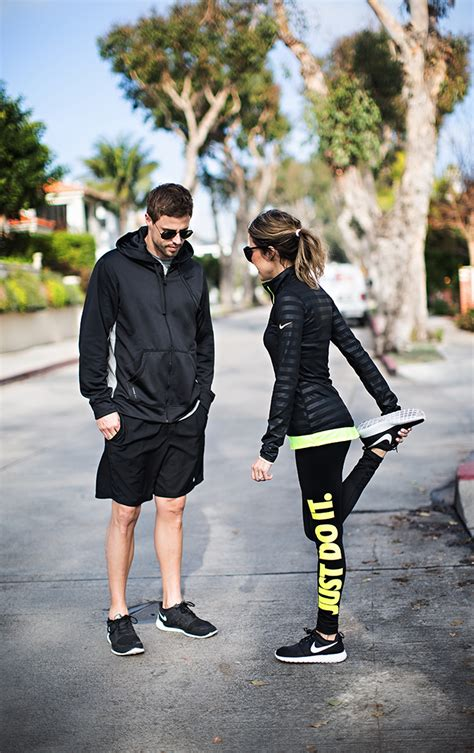 Black and Neon Nike | Hello Fashion