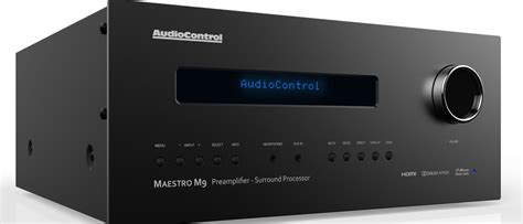 audiocontrol maestro  surround sound processor review