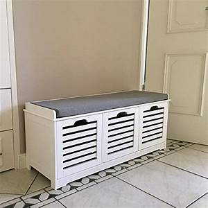 105 meuble chaussure avec banc meuble armoire 6 With meuble chaussure avec banc 6 banc de rangement