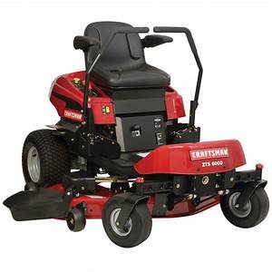 Craftsman 28986 42 U0026quot  Briggs  U0026 Stratton 21 Hp Gas Powered