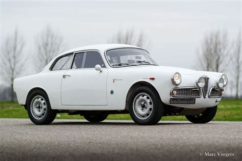 Alfa Romeo Giulietta Sprint Veloce, 1959