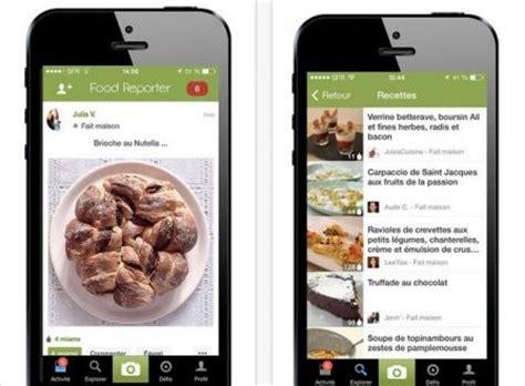 appli cuisine appli cuisine la nouvelle application mobile la cuisine