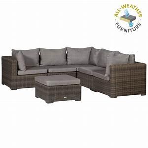 Füße Für Sofa : lounge sitzecke sofa couch f r garten terrasse wetterfest geflecht gruppe ebay ~ Orissabook.com Haus und Dekorationen