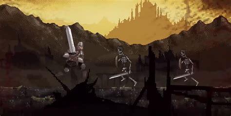 slashy souls   dark souls inspired mobile game
