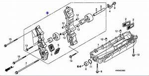 Honda Aquatrax 15100-hw5-900 Pump Assembly  Oil