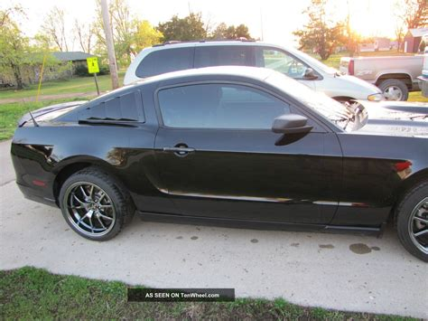 2013 ford mustang manual 2013 ford mustang pony package 305hp 3 7 6 spd manual