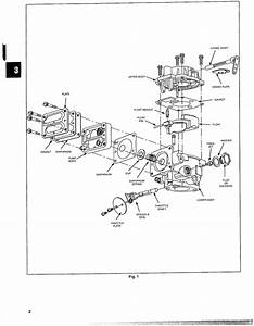 Diagram For Briggs 4-screw Fuel Pump Carburetors