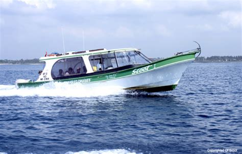 Fast Boat From Sanur To Gili Trawangan by Super Scoot Bali To Gili Islands
