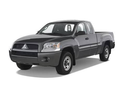 mitsubishi truck 2007 mitsubishi raider reviews and rating motor trend
