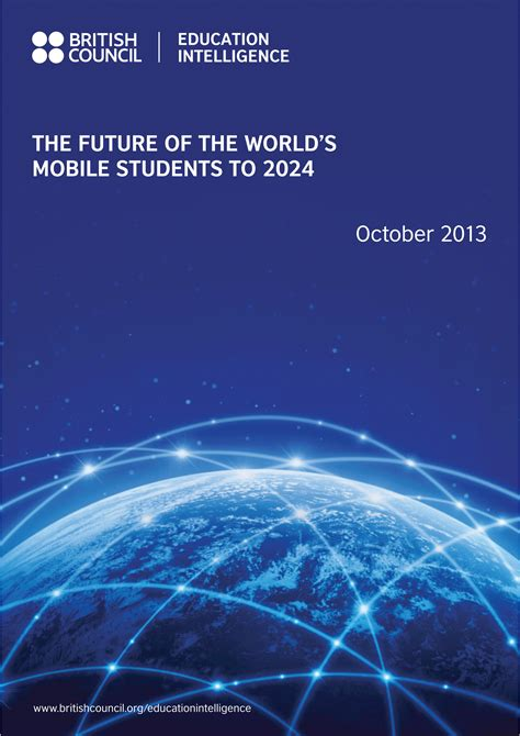 The Future Of The World's Mobile Students To 2024