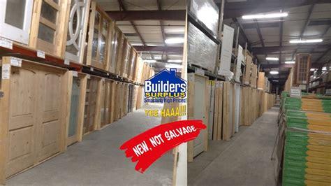 builders surplus yee haa dallas fort worth atlanta