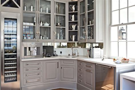 Home Depot Bar Sink Cabinet gray cabinets transitional kitchen benjamin moore