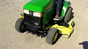 1997 John Deere 425 All Wheel Steer Stock   1372