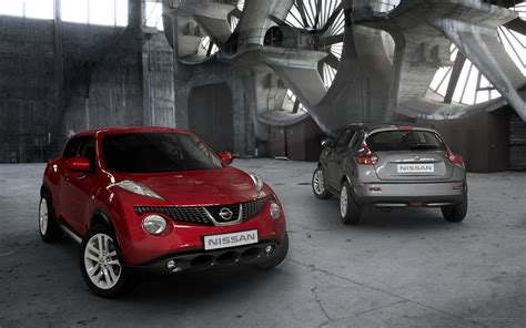 Nissan Juke Wallpapers by 2011 Nissan Juke 4 Wallpaper Hd Car Wallpapers Id 1361