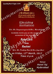 Red fashion antique design with abstract pattern save for Wedding invitation free online for whatsapp
